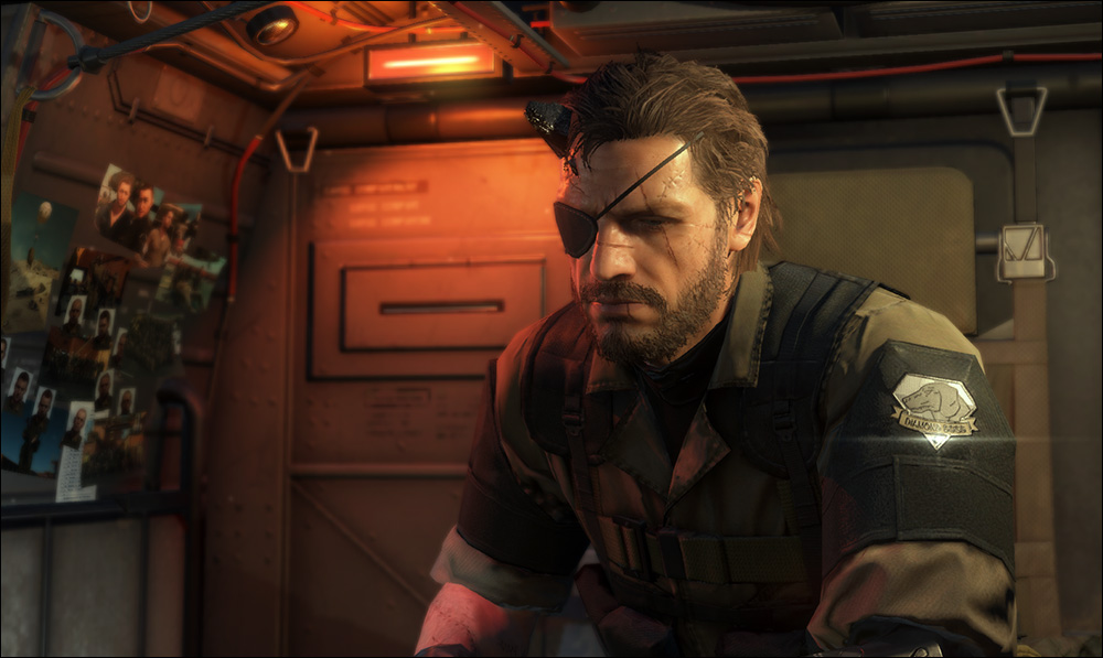 Metal Gear Solid V: The Phantom Pain technical information