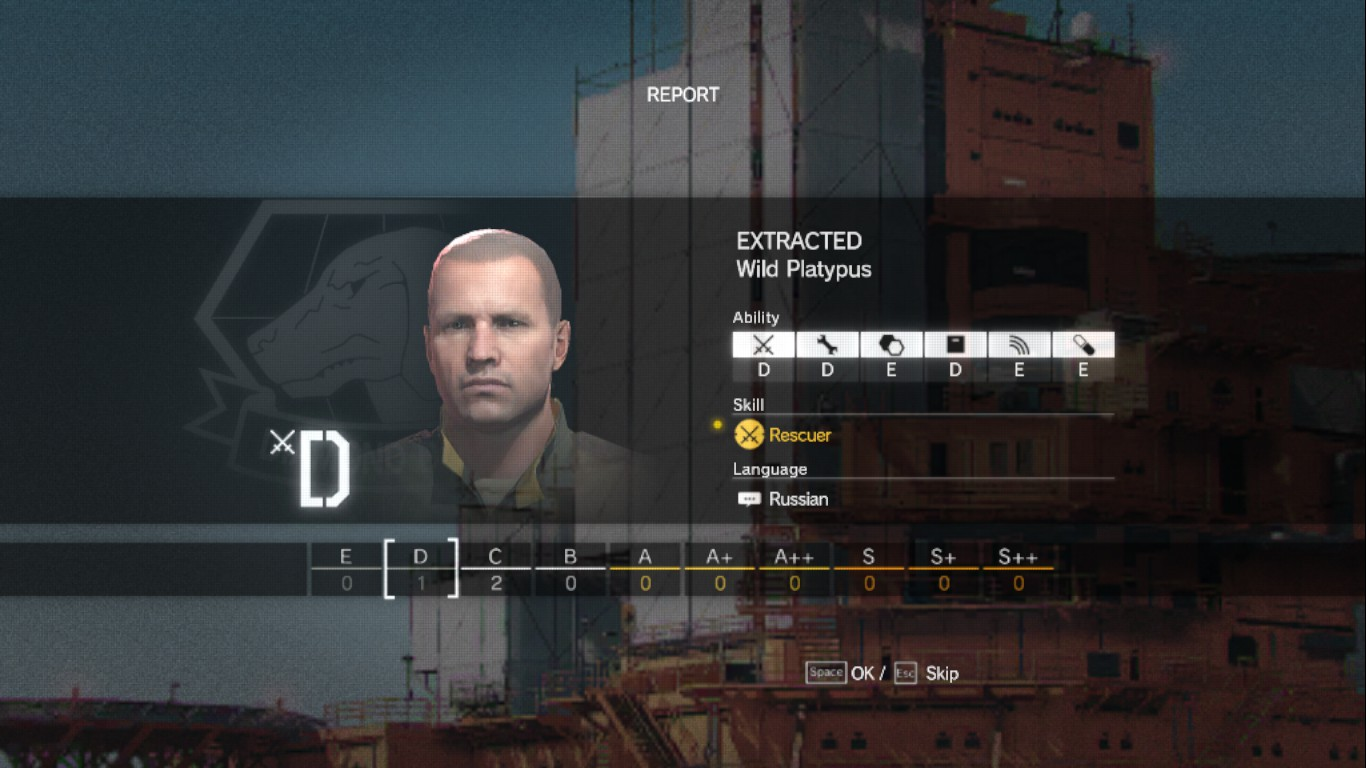 Metal Gear Solid V waifus